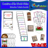 Countries of the World: Wales Interactive Foldable Booklets