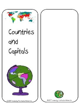 Countries of the World & their Capitals