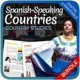 Country Studies Bundle (Spanish Speaking Countries)