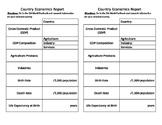 Country Economics Report