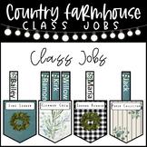 Country Farmhouse Class Jobs-Editable