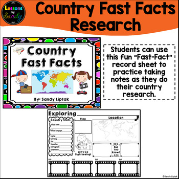Country Fast Facts