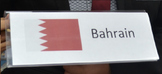 Country Flag Placards: Asia-Pacific