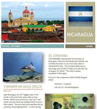 Country Focus - Nicaragua