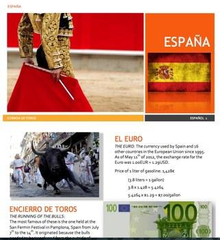 Spanish -  Focus - Spain