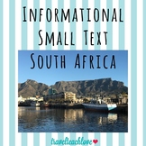 Country Informational Text South Africa