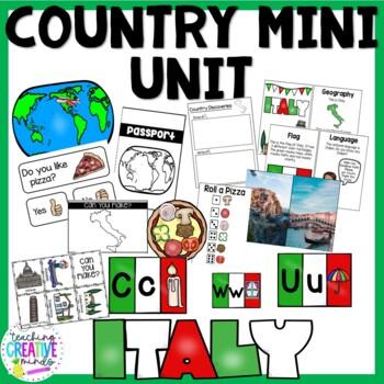 Country Mini Unit: Italy