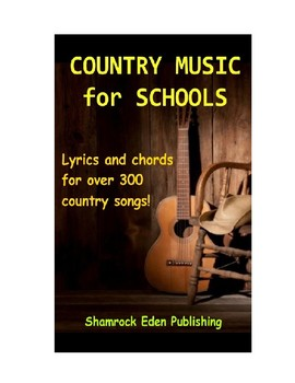 Country Music for Schools