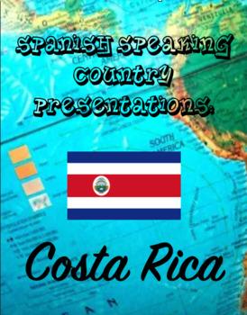 "Country Presentations: ""Costa Rica"""