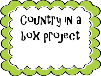 Country Project
