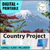 Country Project - PBL - Distance Learning