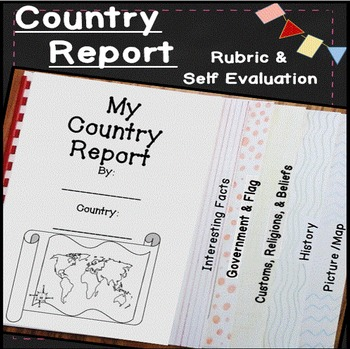 Country Report!