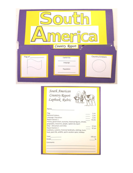 Country Report For South America