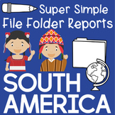 Country Report Forms: South America