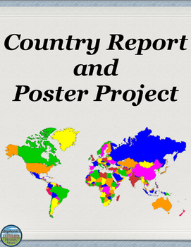 Country Report Poster Project
