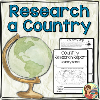 Country Report (editable)