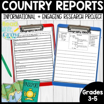 Country Report Research Project