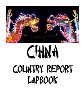 Country Report for China