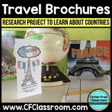 Country Travel Brochure