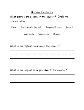 Country Research Guides