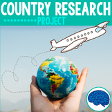 Country Research Project with Distance Learning Option