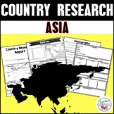 Country Research Project - Asia