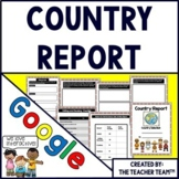 Country Research Project | Country Report | Google Classro