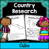 Country Research Project - Cuba | Distance Learning