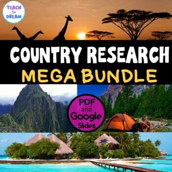 Country Research Project, PBL: GROWING BUNDLE! - Interactive