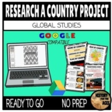 Country Research Project: Google