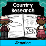 Country Research Project - Jamaica