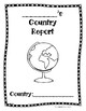 Country Research Report Packet