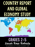 Country Research Reports & Global Economy Study Integrated Unit grades 2-5