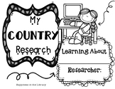 Country Research Template