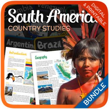 Country Studies Bundle (South America)
