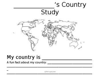 Country Study