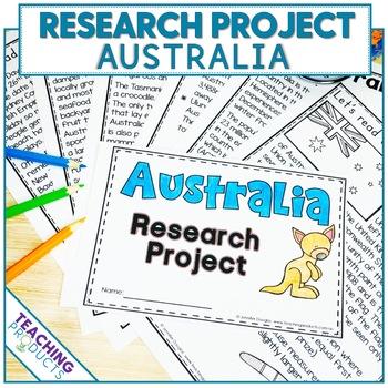 Country Study Australia