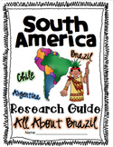 Country Study - All About Brazil!