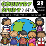Country Study Bundle