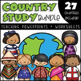 Country Study Bundle