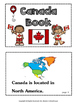 Country Study CANADA Book