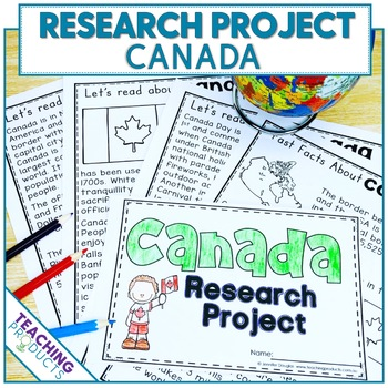 Country Research Project - A country study about Canada