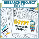 Country Research Project - A Country Study About Egypt