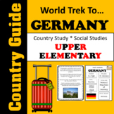 Country Study Germany - Classroom Passport - Upper Elementary