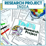 Country Research Project - A Country Study About India