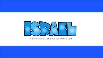Country Study: Israel