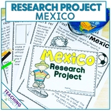 Country Research Project - A Country Study About Mexico