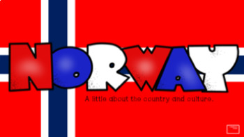 Country Study: Norway
