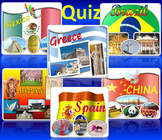 Country Study - China Japan Spain Greece Mexico Brazil - Quiz