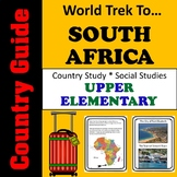 Country Study South Africa - Classroom Passport - Upper Elementary